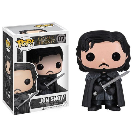 Figurine Jon Snow Game of Thrones Funko Pop!
