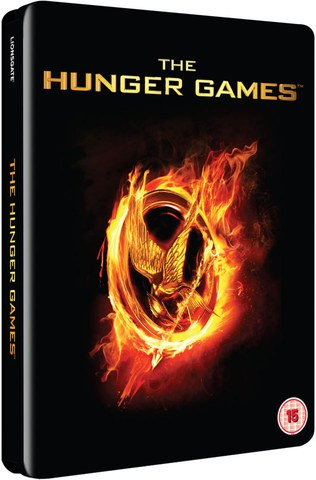 The Hunger Games - Steelbook Édition Limitée