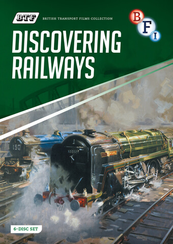 British Transport Films Collection: Discovering Railways