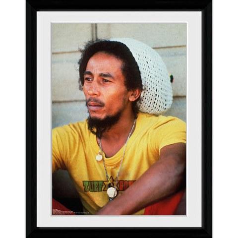 Bob Marley Yellow - 30x40 Collector Prints