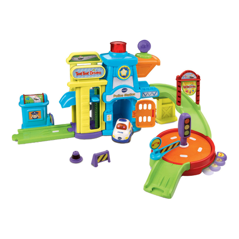 Vtech Toot-Toot Drivers - Police Station