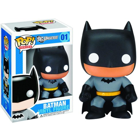 Figurine Pop! Vinyl DC Comics Batman