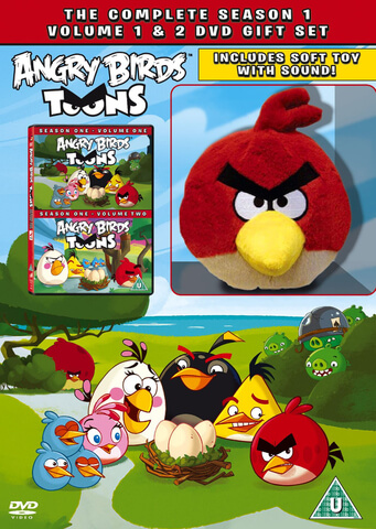 Angry Birds Toons - Volumes 1 & 2