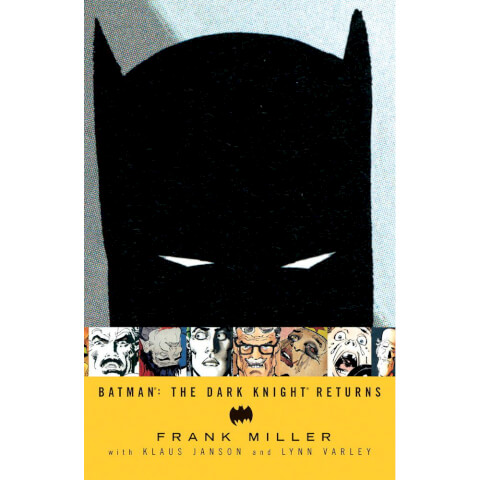 Batman: The Dark Knight Returns Paperback Graphic Novel