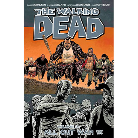 The Walking Dead: All Out War - Part 2 - Volume 21 Graphic Novel