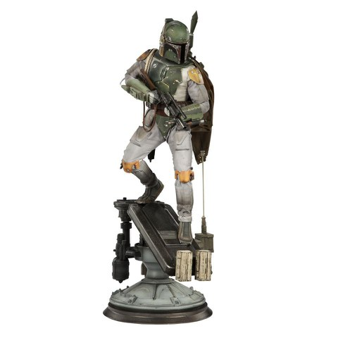 Sideshow Collectibles Star Wars Boba Fett Premium Format Figure