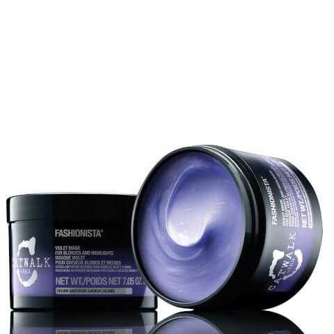 TIGI Catwalk Fashionista Violet Mask (200g)