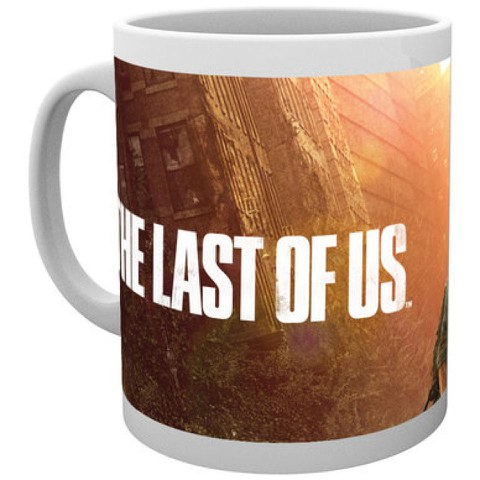 The Last of Us Key Art Mug