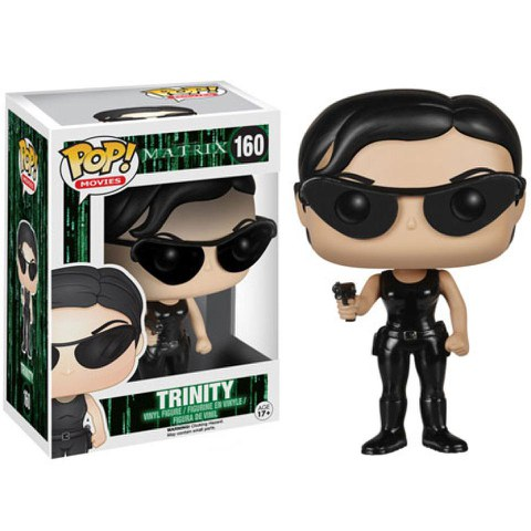 The Matrix Trinity Funko Pop! Figur