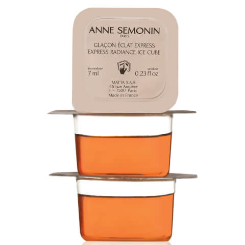 Anne Semonin Express Radiance Ice Cubes (7ml x 8)