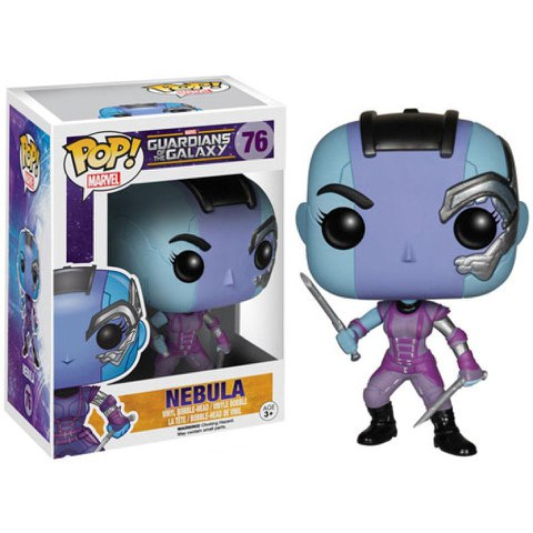 Marvel Guardians of the Galaxy Nebula Pop! Vinyl Figure