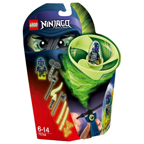 LEGO Ninjago: Airjitzu Wrayth Flieger (70744)