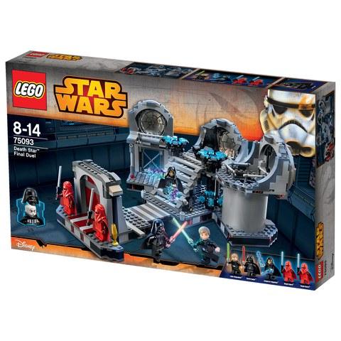 LEGO Star Wars: Death Star™ Beslissend Duel (75093)