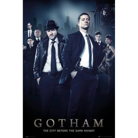 Gotham Cast - Maxi Poster - 61 x 91.5cm