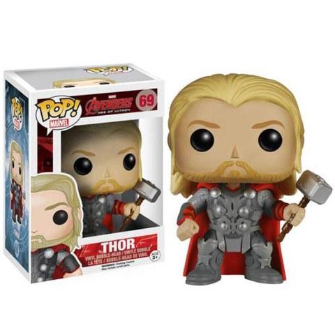 Figurine Pop! Thor Bobble Head Avengers : L'ère d'Ultron