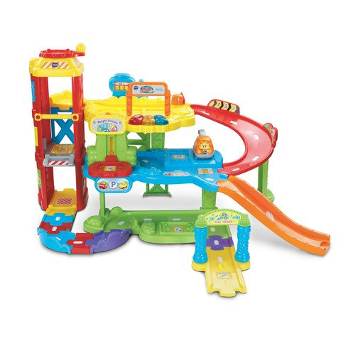 Vtech Toot-Toot Drivers New Garage