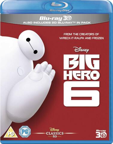 Big Hero 6 3D (Includes 2D Version)