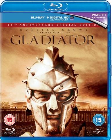 Gladiator Edición 15 Aniversario (Copia UltraViolet incl.)