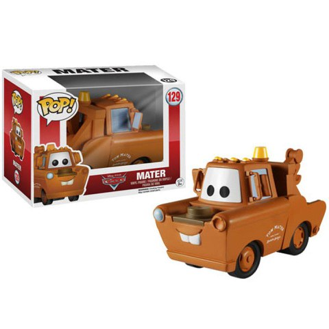 Figura Pop! Vinyl Mater - Cars