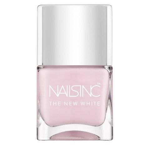 nails inc. Lilly Road The New White Nail Varnish (14ml)