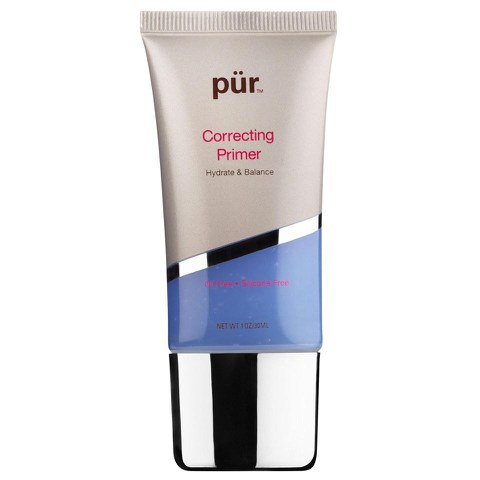 PUR Color Correcting Primer in Hydrate & Balance in Purple