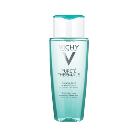 Vichy Pureté Thermale Soothing Eye Makeup Remover, Paraben-free, Alcohol-free, 5.1 Fl. Oz.