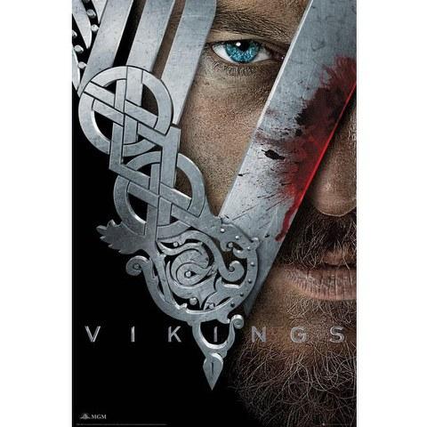 Vikings Key Art - Maxi Poster - 61 x 91.5cm