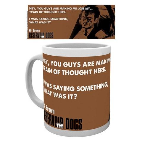 Reservoir Dogs Mr Brown - Mug