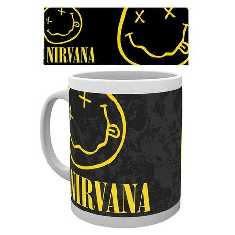 Nirvana Smiley - Mug