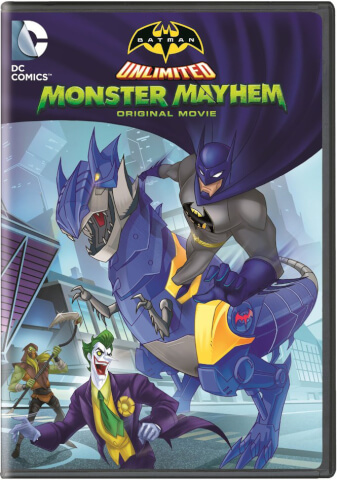 Batman Unlimited: Monster Mania