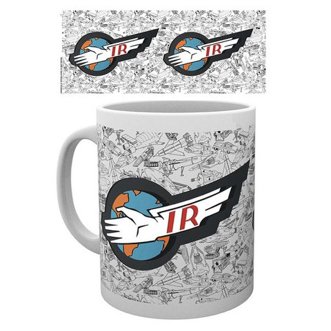 Thunderbirds Classic International Rescue Mug
