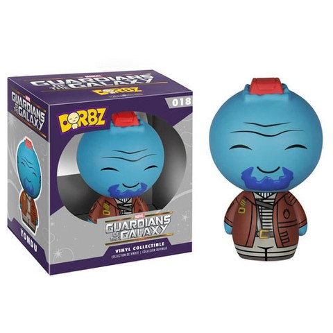 Marvel Guardians of the Galaxy Yondur Vinyl Sugar Dorbz Figur