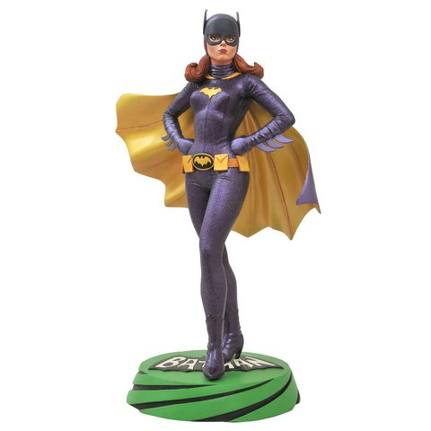 Diamond Select DC Comics Batman 1966 TV Series Batgirl 12 Inch Statue