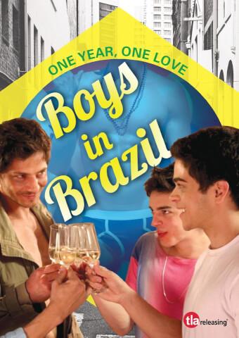 Boys in Brazil