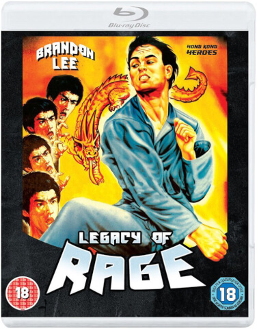 Legacy of Rage - Dual Format (Includes DVD)