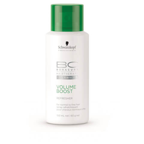 Schwarzkopf BC Hairtherapy Volume Boost Refresher Spray (100ml)