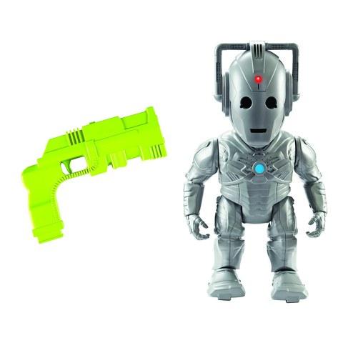 Doctor Who Interactif Cyberman Attaque