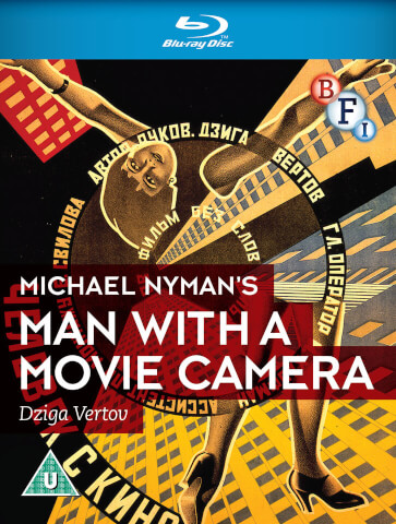 Michael Nyman's Man With A Movie Camera