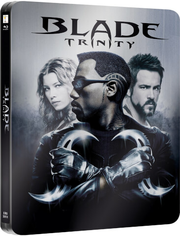 Blade Trinity - Limited Edition Steelbook