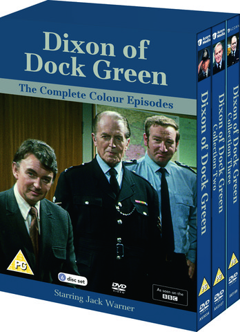Dixon of Dock Green - Collection 1-3