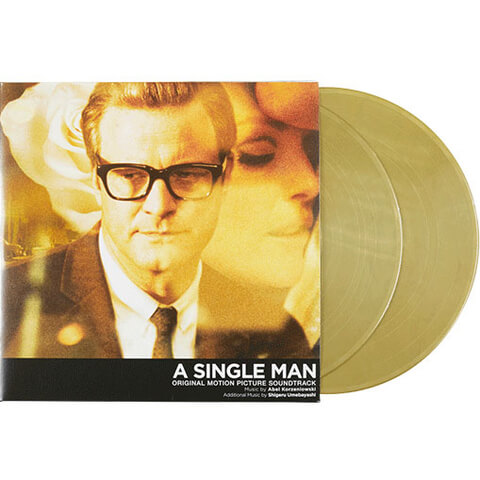 A Single Man Zavvi Exclusive Vinyl Soundtrack (2LP) 500 Only