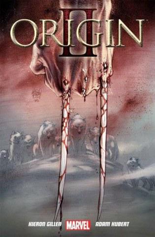 Origin II Graphic Novel