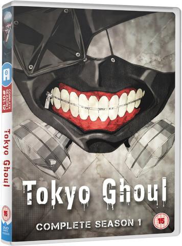 Tokyo Ghoul Season 1 - DVD Collection