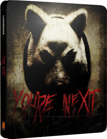 You're Next - Zavvi Steelbook Édition Limitée (2000 Exemplaires)