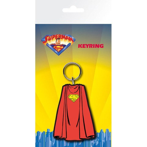 DC Comics Superman Cape - Keyring