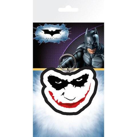 DC Comics Batman The Dark Knight Joker Smile - Keyring