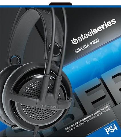Siberia P300 PS4 Headset