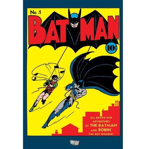 DC Comics Batman No 1 - 24 x 36 Inches Maxi Poster
