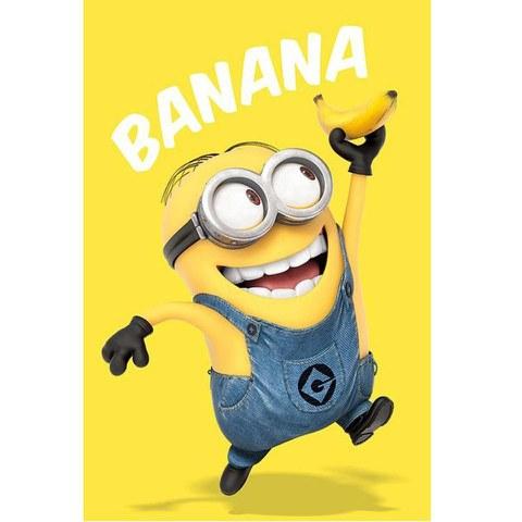 Despicable Me Banana - 24 x 36 Inches Maxi Poster