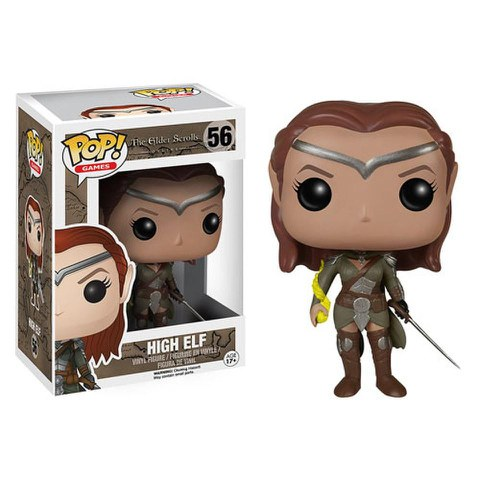 Elder Scrolls V: Skyrim High Elf Funko Pop! Figur